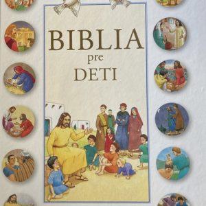 Biblia pre deti – Stonožka